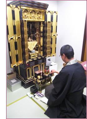 仏壇の処分や供養