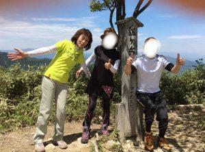 瓢ケ岳1163m