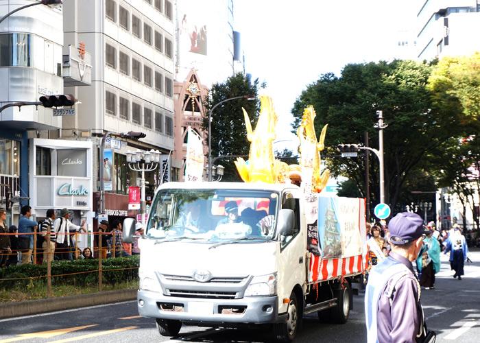 名古屋まつり金しゃちパレード