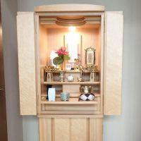 16号モダン仏壇椅子付