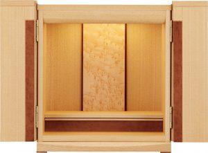 モダン小型仏壇 パルミ12号