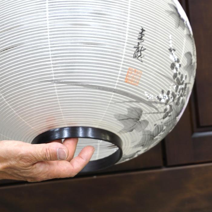 盆提灯の修理