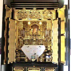 仏壇 洗濯 クリーニング