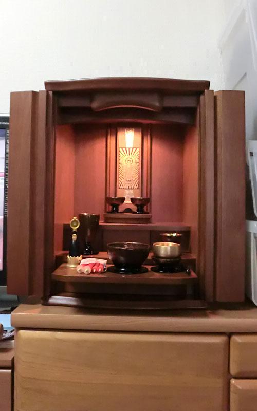 18号小型仏壇
