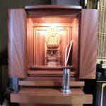 小型モダン仏壇