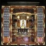 塗仏壇 洗濯